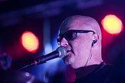 Putovní hudební festival Slet bubeníků 2018 s podtitulem Sto let slet proběhl 11.  října ve Smržovce na Jablonecku. Na snímku je Pavel Fajt.