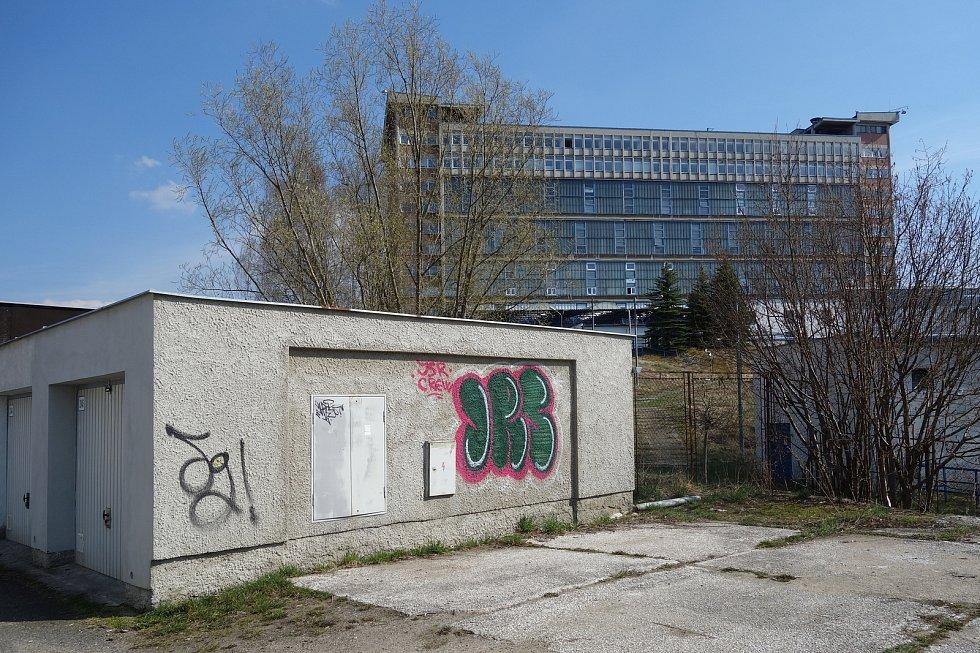 Jablonecké graffiti.