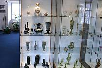 Z muzea harrachovské sklárny