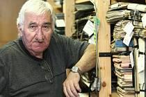 Václav Vostřák pracuje pro společnost již dvacet let