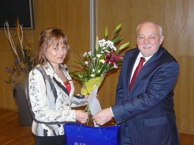 Jana Brethová, ředitelka speciální mateřské školy v Jablonci, získala ocenění za vzdělávání předškolních dětí se speciálními vzdělávacími potřebami.