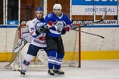 Utkání 8. kola 2. ligy ledního hokeje skupiny Západ se odehrálo 7. října na zimním stadionu v Jablonci nad Nisou. Utkaly se týmy HC Vlci Jablonec nad Nisou a HC Řistuy.