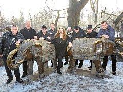 FOTO ARCHIV KAPELY Sto zvířat se zastaví v Jablonci, v KLubu WOKO v pátek 24. února