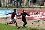 Albrechtice v zápase I. B třídy proti Přepeřím odčinily minulou porážku na Smržovce, kde inkasovaly pět gólů.
