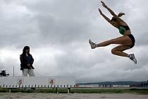 Do Jablonce se sjedou nejlepší atleti juniorských a dorosteneckých kategorií.