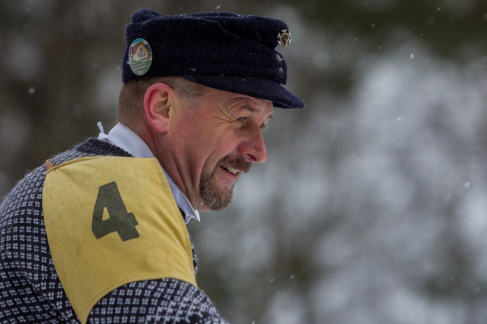 Tradiční sjezd smržovských lyžníků proběhl letos již po dvaadvcáté.