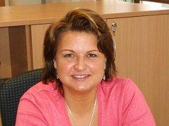 Bývalá závodnice v biatlonu Helena Garabíková, Jablonec nad Nisou.