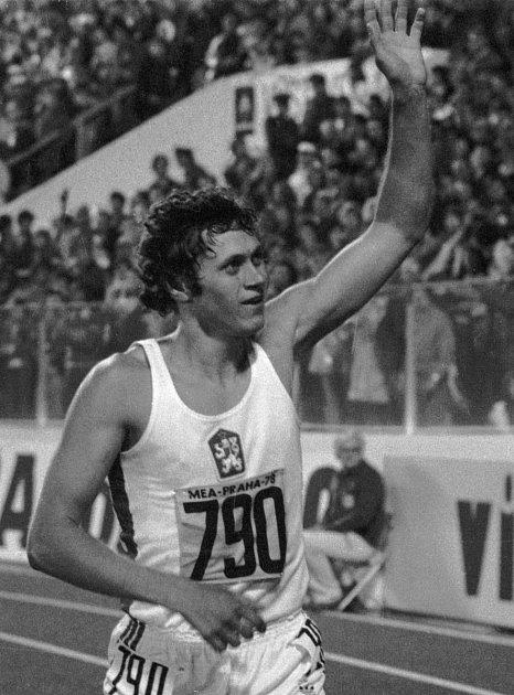 Zemřel jablonecký Karel Kolář, legenda, ověnčená rekordy a úspěchy.
