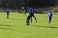 Krajský přebor pokračoval pro brodské fotbalisty zápasem s Hrádkem nad Nisou. A dařilo se jim, na své konto si za vítězství 2:1 (1:1) připsali tři body.