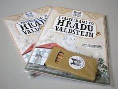 Hrad Valdštejn se stal součástí projektu První průvodce památkami pro děti, jehož cílem je přiblížit památkové objekty dětem.