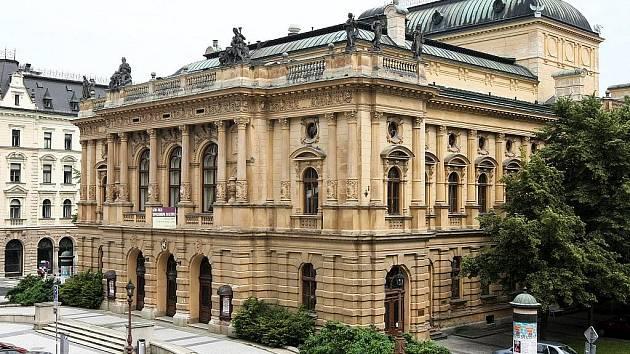 Divadlo F. X. Šaldy Liberec.