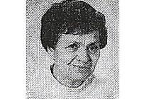 Pohřešovaná Ursula Pilz narozená v roce 1931