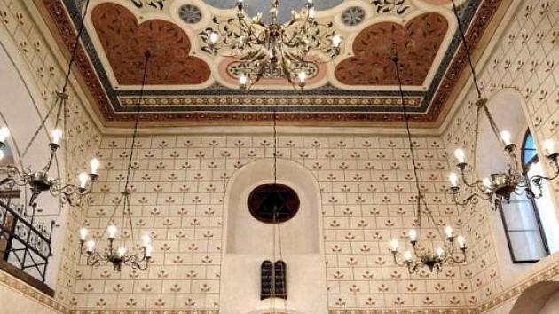 Synagoga v Turnově.