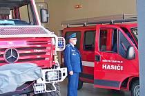 Nová hasičská zbrojnice SDH Tanvald Šumburk.
