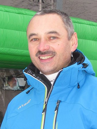 Vlyžařském areálu Severák vHraběticích vJizerských horách se vneděli konala akce ŠKODA park. Pavel Toman ze ŠKODA - auto.
