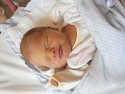 Veronika Cidlinská se narodila Evě a Milošovi Cidlinským z Turnova 16.8.2015. Měřila 50 cm a vážila 3550 g.