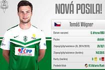 Útočník Tomáš Wágner posílil FK Jablonec n. N.