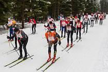 Padesátý ročník ČEZ Jizerské padesátky přilákal do stop přes 5 000 závodníků.