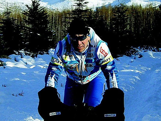 Jan Kopka, ultramaratonský jezdec