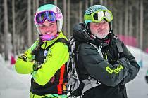 Diana Cholenská jezdí úspěšně skicross a má velké sportovní plány.