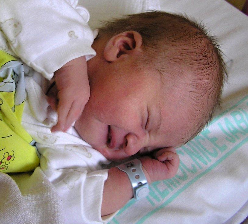 Terezka Kyselová se narodila Tereze a Pavlovi Kyselovým z Jablonce nad Nisou 14.9.2015. Měřila 51 cm a vážila 3650 g.