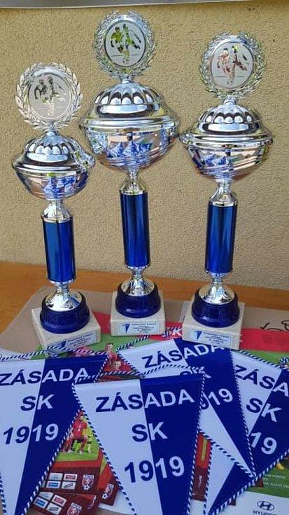 Osm mládežnických týmů z jabloneckého okresu se sjelo do Zásady na I. ročník Memoriálu Miroslava Prince staršího.