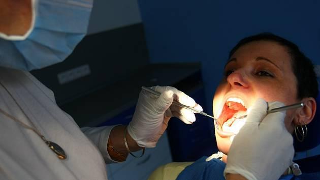 U zubaře