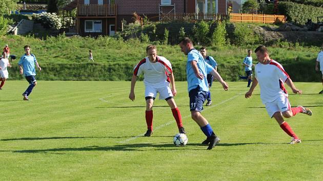 V utkání okresního přeboru II. třídy Rychnov - Zásada bojovala obě mužstva o další důležité body k postupu do vyšší soutěže. Vyhrál Rychnov 4:2.