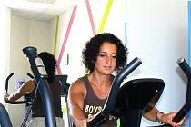 Fitness Sportovní hala u jablonecké přehrady.