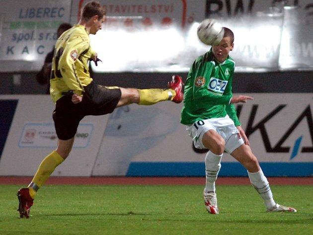 Adam Hloušek proti Tomáši Frejlachovi.