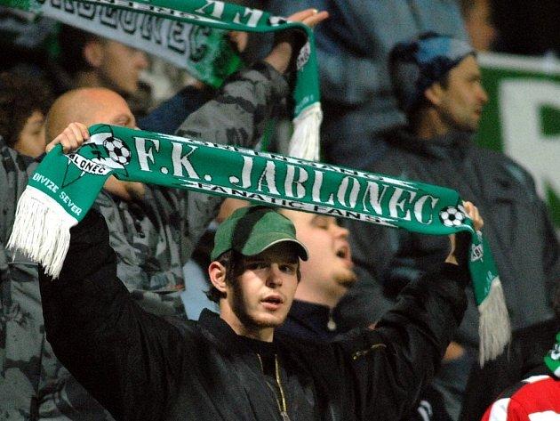 Fanoušci FK Jablonec 97.