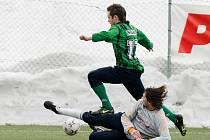 Český Dub – Pěnčín 4:0 (7:2). Favorizovaný Český Dub o své výhře rozhodl již v první půli.