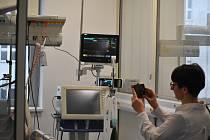 Stavba pavilonu intenzivní medicíny (PIM) v jablonecké nemocnici trvala dva roky a předcházela jí dvouletá příprava.