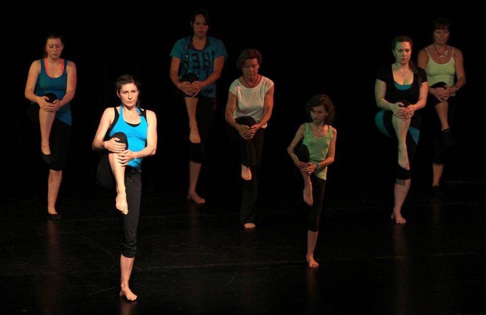Závěrečný večer Léto tančí 2013.