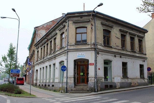 Nízkoprahové centrum Kruháč, které v Jablonci provozuje Diakonie ČCE, se rozroste do zbylých dvou podlaží.
