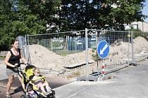 Revitalizace probíhá jen za drobnějších omezení provozu