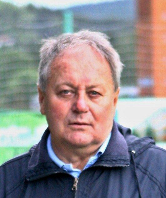 Luboš Šrejma, bývalý ligový hráč Jablonce