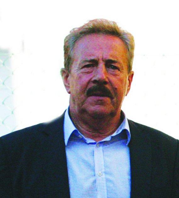 Prezident HC Vlci Jablonec Petr Cinibulk.