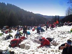 SNOWEND 2016 Rokytnice nad Jizerou.