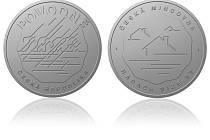 Stříbrnou medaili v kvalitě proof, kterou razí v limitovaném nákladu tisíc kusů, budou od července prodávat za 500 korun. Autorem reverzu i averzu je Milan Sypěna. Mincovna ji emituje ve spolupráci s Nadací Dagmar a Václava Havlových Vize 97.