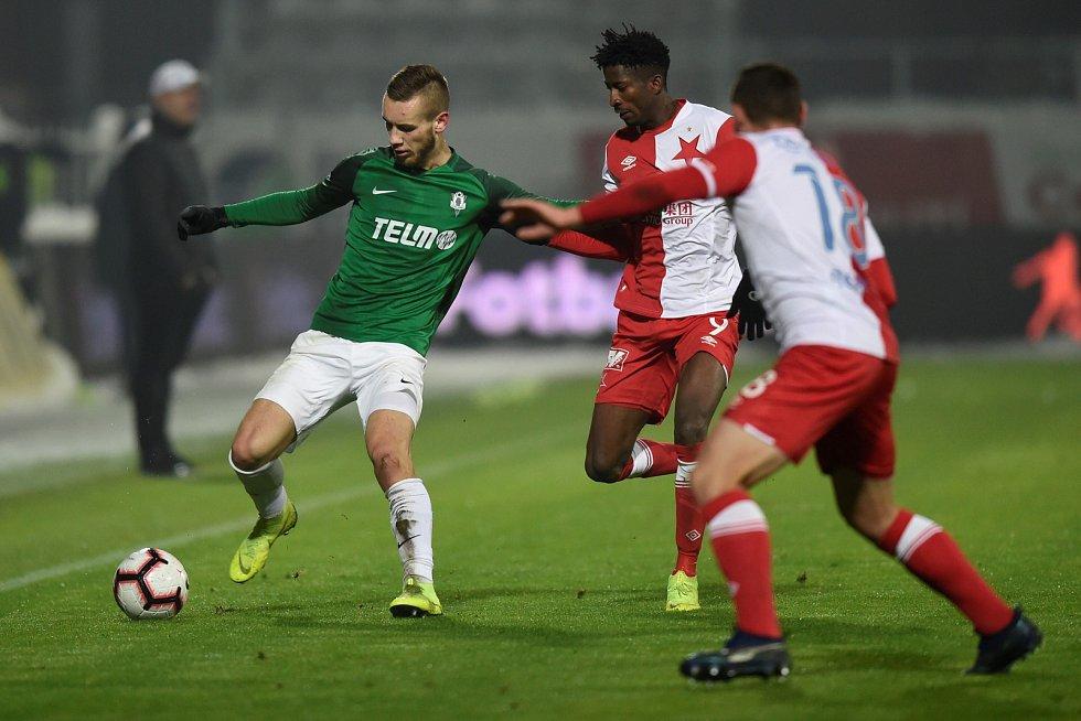 Jablonec - Slavia.
