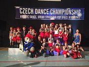 Mistrovství České republiky Czech Dance Championship 2018 se konalo v Městské hale v Jablonci.