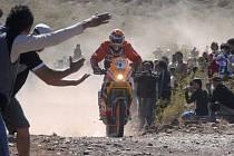 Motocykly na Rally Dakar 2009.
