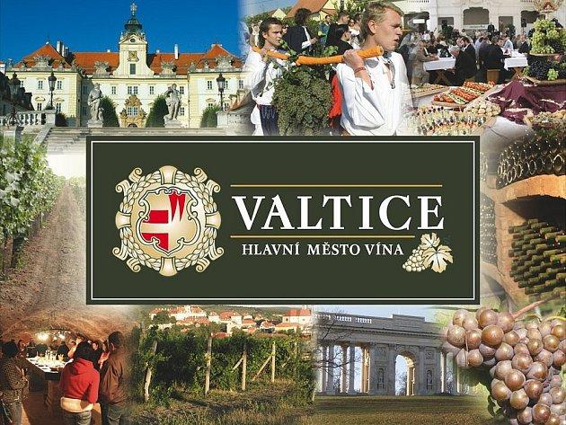Valtice, hlavní město vína