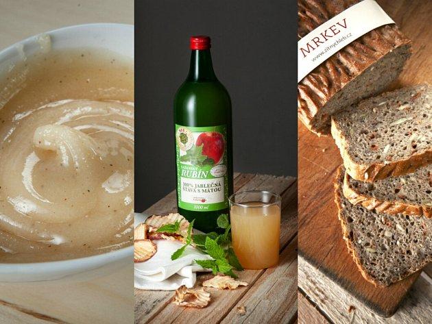 Nejlepším výrobkem roku Libereckého kraje se stal Med s bílým pepřem.