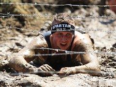 Spartan race sprint Vesec