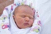 JAKUB SNÁŠEL se narodil v pondělí 11. prosince v jablonecké porodnici mamince Martině Snášelové z Rádla.  Měřil 47 cm a vážil 3,23 kg.