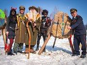 Tradice Příjezdů Krakonoše do Harrachova trvá už neuvěřitelných 72 let.