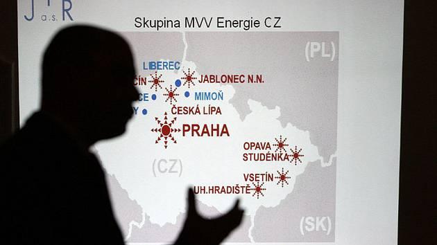 Jablonecká teplárenská a realitní a.s. patří MVV.