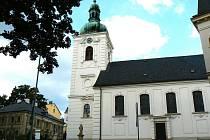 Kostel sv. Anny Jablonec.